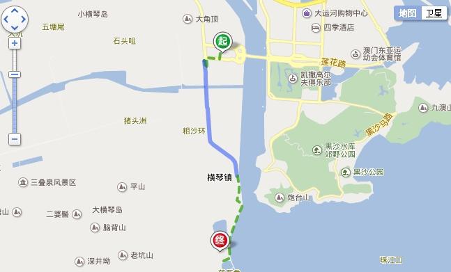 珠海长隆交通-从横琴口岸到珠海长隆图片