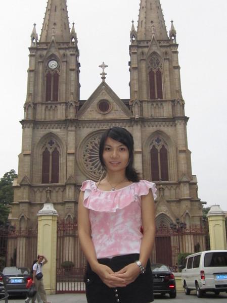 广州:圣心教堂-海心沙-广州电视塔-亚运场馆